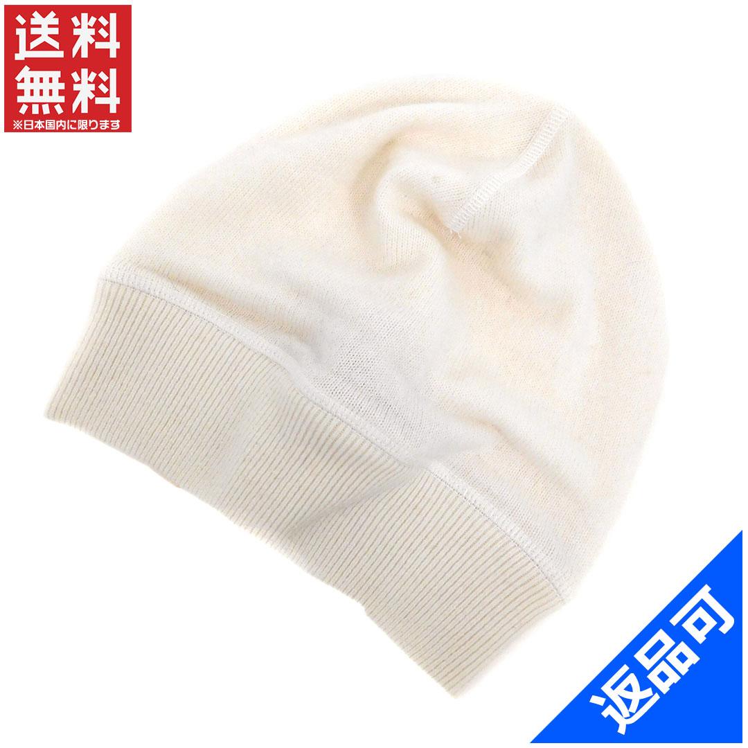 マークジェイコブス レディース (メンズ可) 帽子 MARC JACOBS ニット帽 ファッションアイテム 人気 良品 【中古】 X6741