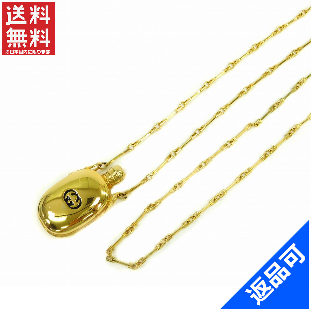 70c43e9126b Gucci by GUCCI necklace accessories mens-friendly bottle-gold  (correspondence) popular beauty products X7245