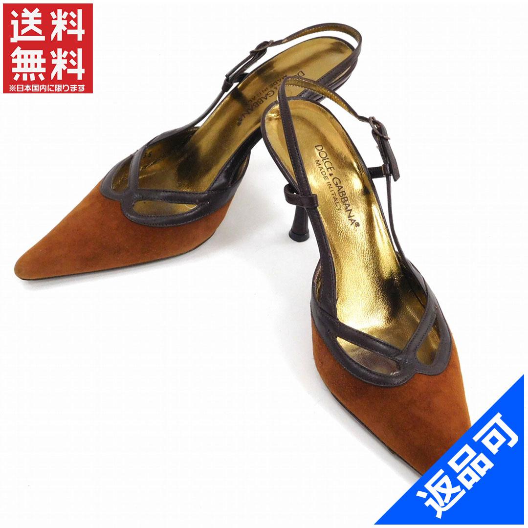 c385a9a354 DOLCE &GABBANA Dolce & Gabbana shoes # 35 stiletto pumps pointy toe  shoes ...