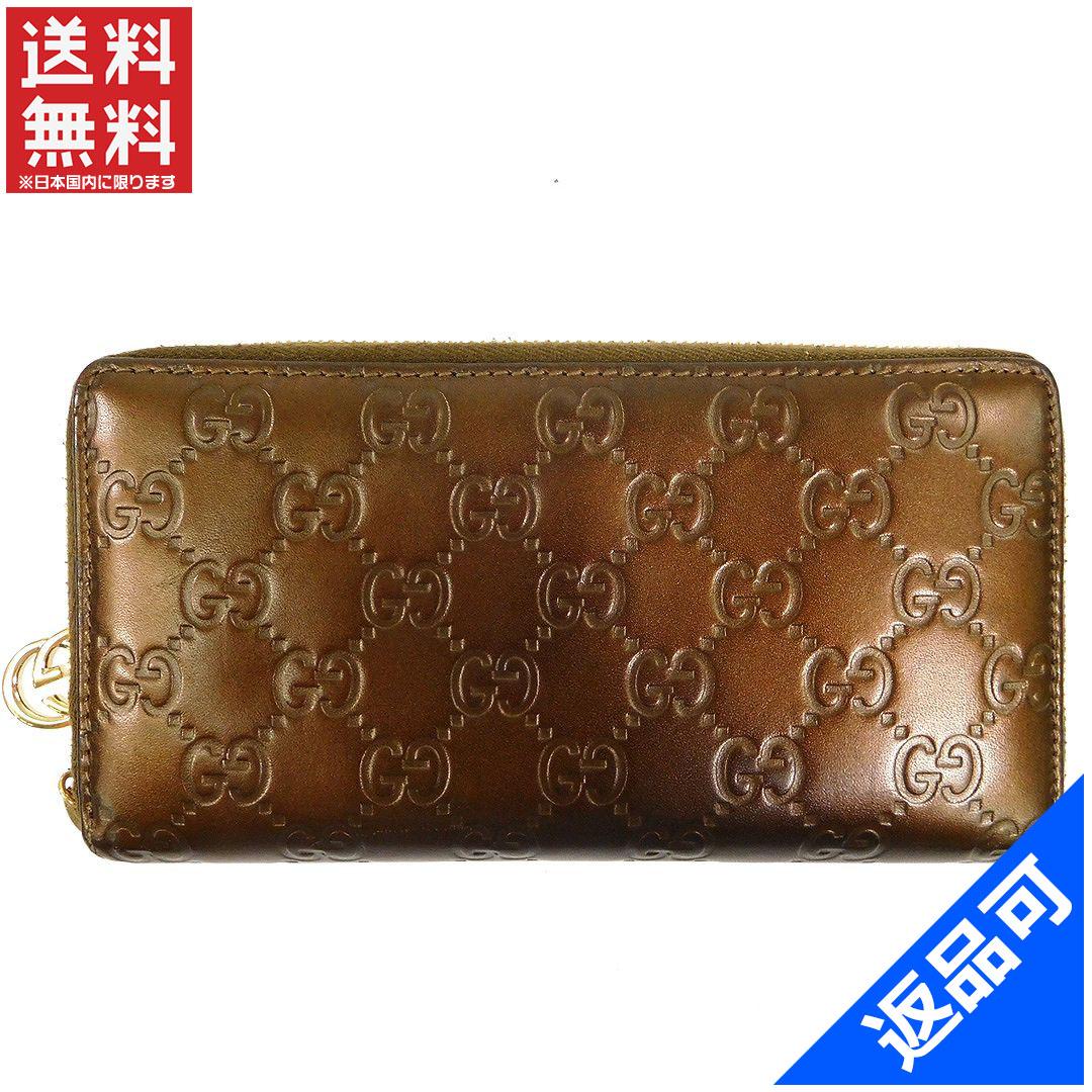 Designer Goods Brands Gucci Gucci Long Wallet Large Zip Around