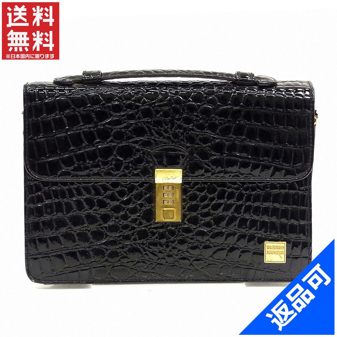 7bab24ef8 Valentino VALENTINO handbag bag men-friendly black leather with cheap stock  X8287 ...