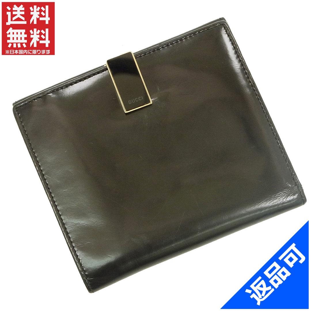 7b9246c6f17b GUCCI Gucci wallet two bi-fold wallet W hook wallet mens allowed popular  instant [05P03Dec16] X8732