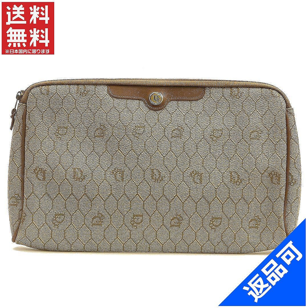 Christian Dior bag lady (men s possible) clutch bag Christian Dior trotteur  quality goods immediate delivery X9049 b60b3d54fe2ab