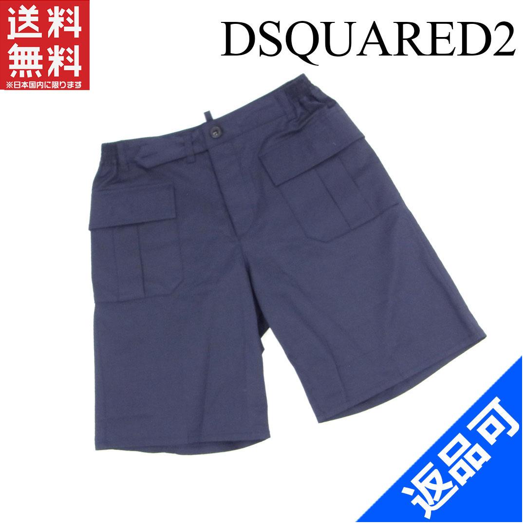 [半額セール]ディースクエアード DSQUARED2 パンツ ショートパンツ (未使用品) X9379