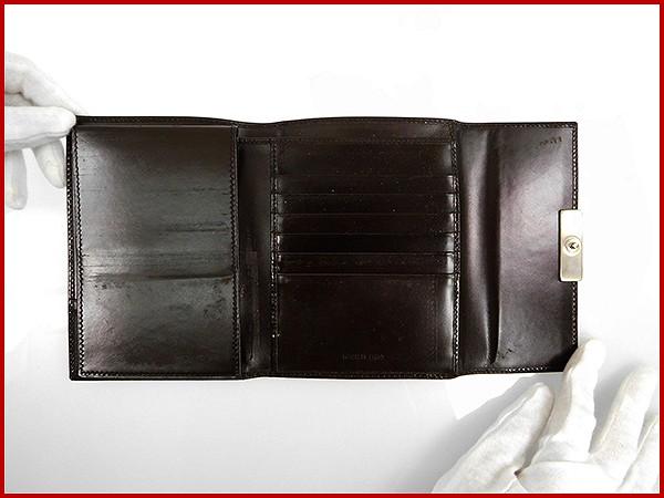 36a2fdb30c ... PRADA Prada wallet M168 two bi-fold wallet tri-fold wallet men's  available now ...