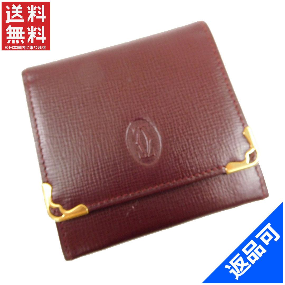 2c22e89c4a34 カルティエ コインケース 良品 即納 あす楽対応 カルティエ 財布 レディース (メンズ可) コイン