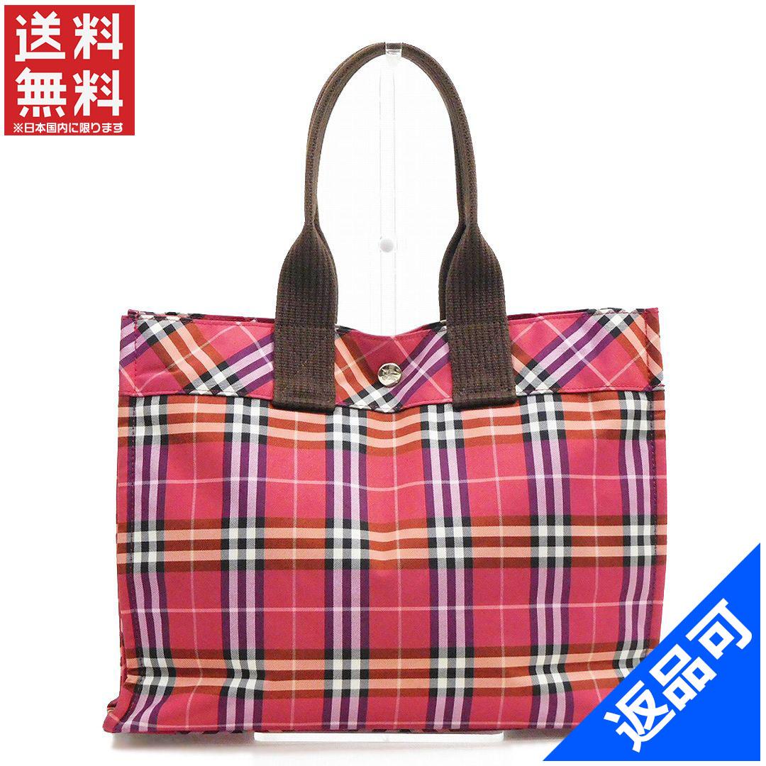 a1ddafe594e5 BURBERRY Burberry bag tote bag Nova check mens-friendly delivery X11554