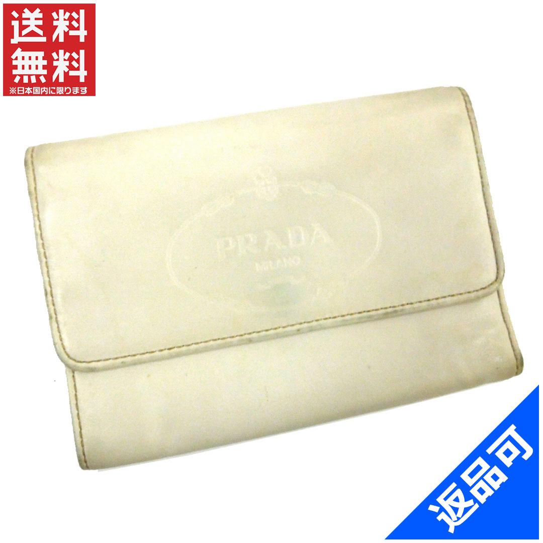 d3f5f97291 PRADA Prada wallet two bi-fold wallet tri-fold wallet men's available now  X12198 ...