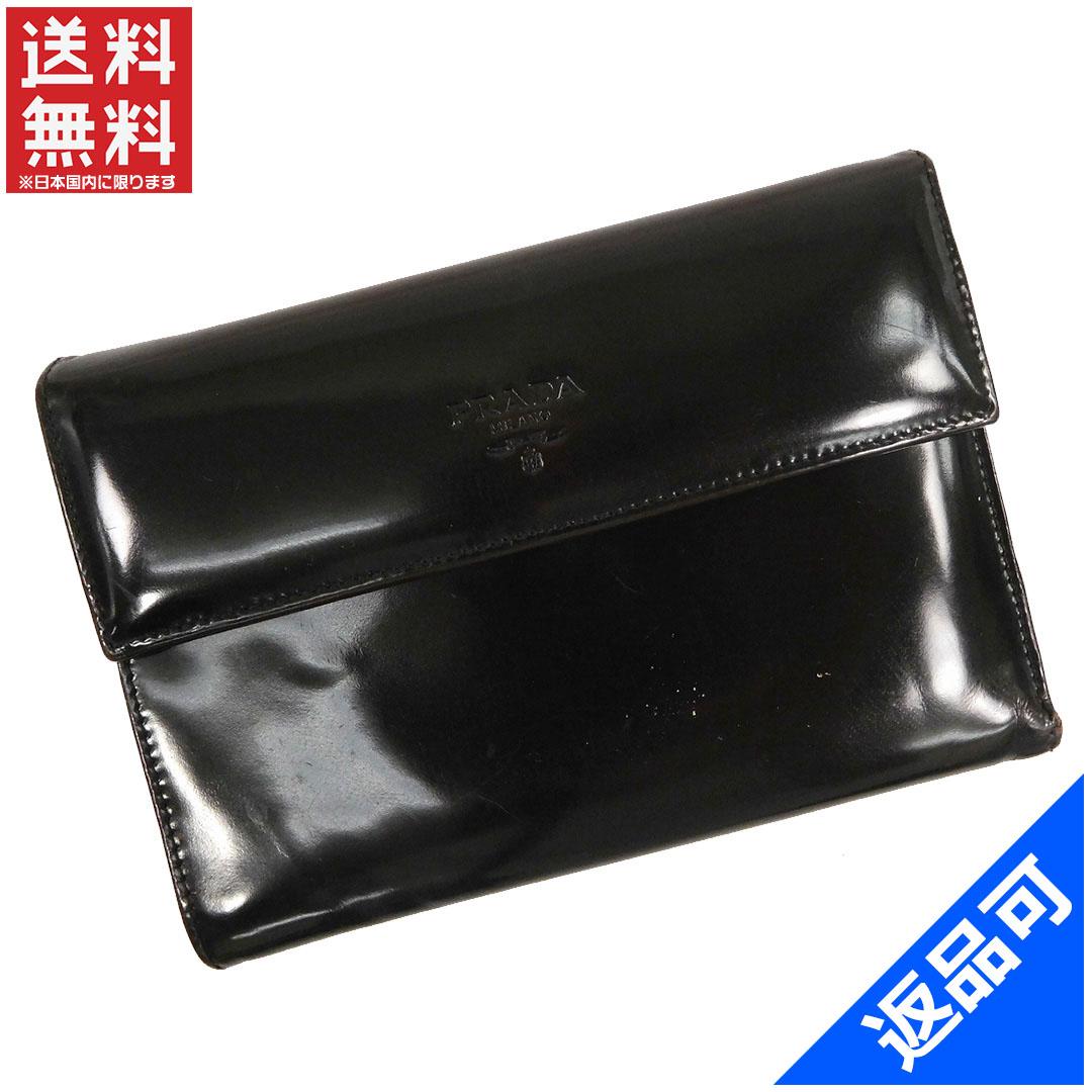 87d36b6246 PRADA Prada wallet two bi-fold wallet tri-fold wallet men's available now  X12320 ...