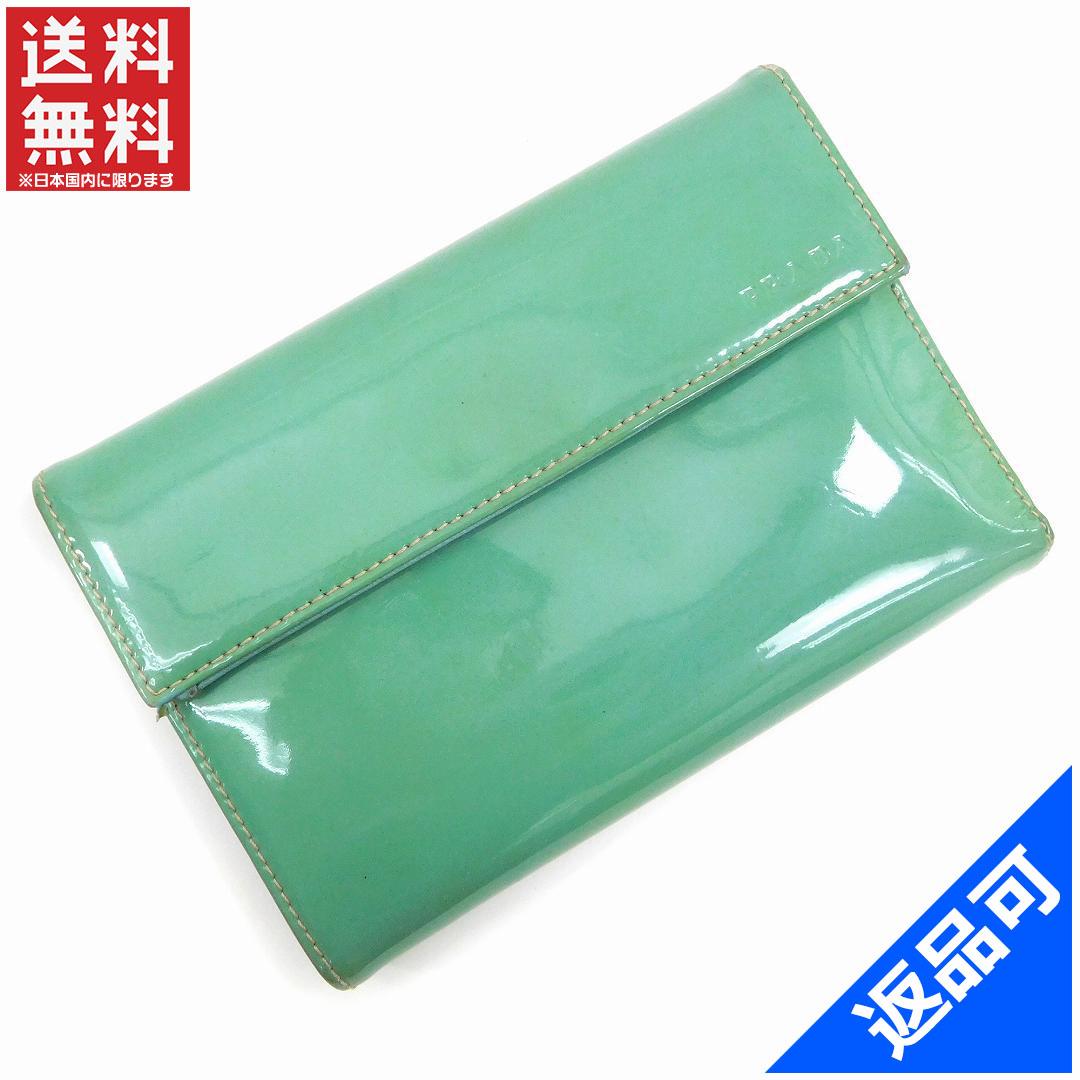 4d1da179f4 PRADA Prada wallet two bi-fold wallet tri-fold wallet men's available now  X12540