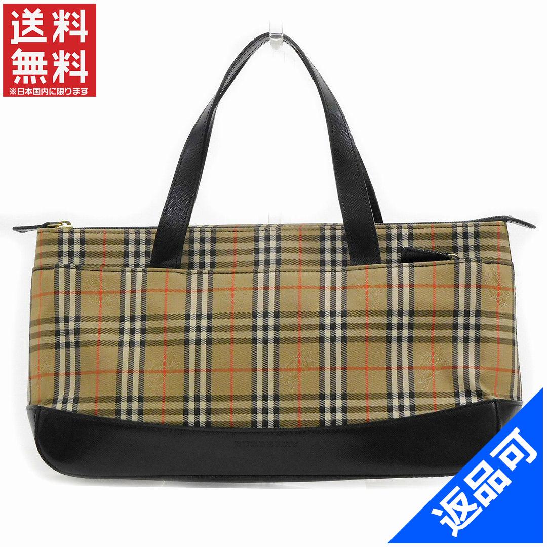 e96ab1695c90 Designer Goods BRANDS  BURBERRY Burberry bag purse Nova check tote bag  delivery X12850