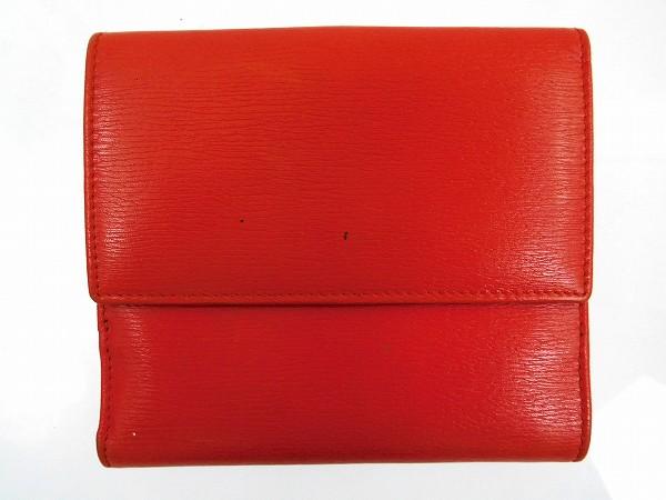 6a8a1d22ff3e 商品タイトル グッチ GUCCI 二つ折り財布 Wホック財布 G金具 レッド レザー 即納 【】 X13204 状態コメント 角スレ キズ 汚れ  などの一般的使用感があります。