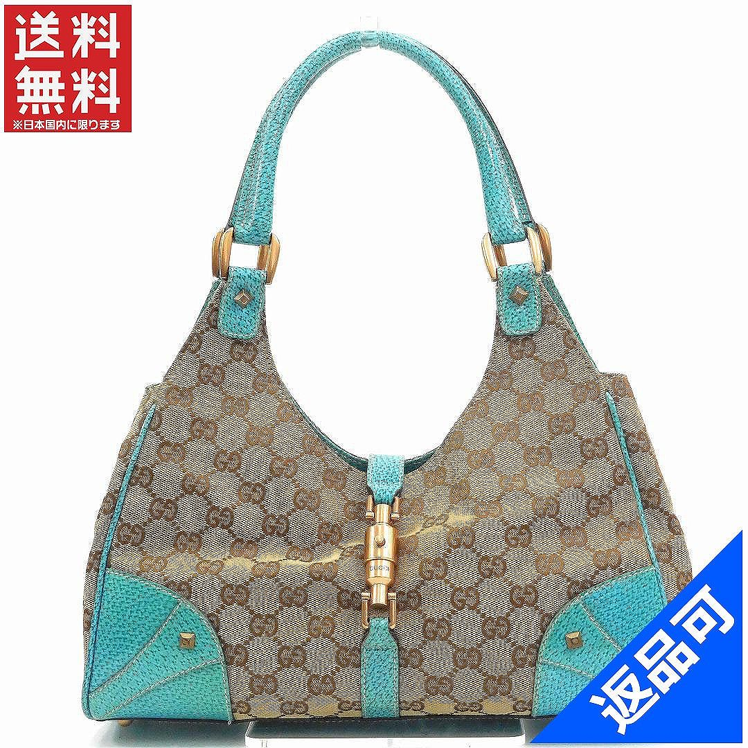 c10689beb5 Designer Goods BRANDS  GUCCI Gucci bags new Jackie metal handbag GG ...