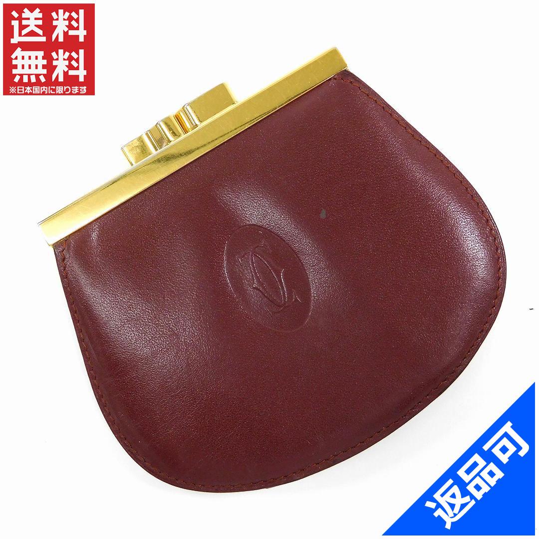 020f0d3e5cf4 カルティエ コインケース 即納 あす楽対応 カルティエ 財布 レディース (メンズ可) コインケース