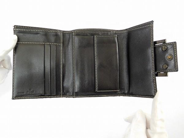 be8766818c12 ... FENDI Fendi purse two bi-fold wallet zucchino long tri-fold wallet  men's available ...