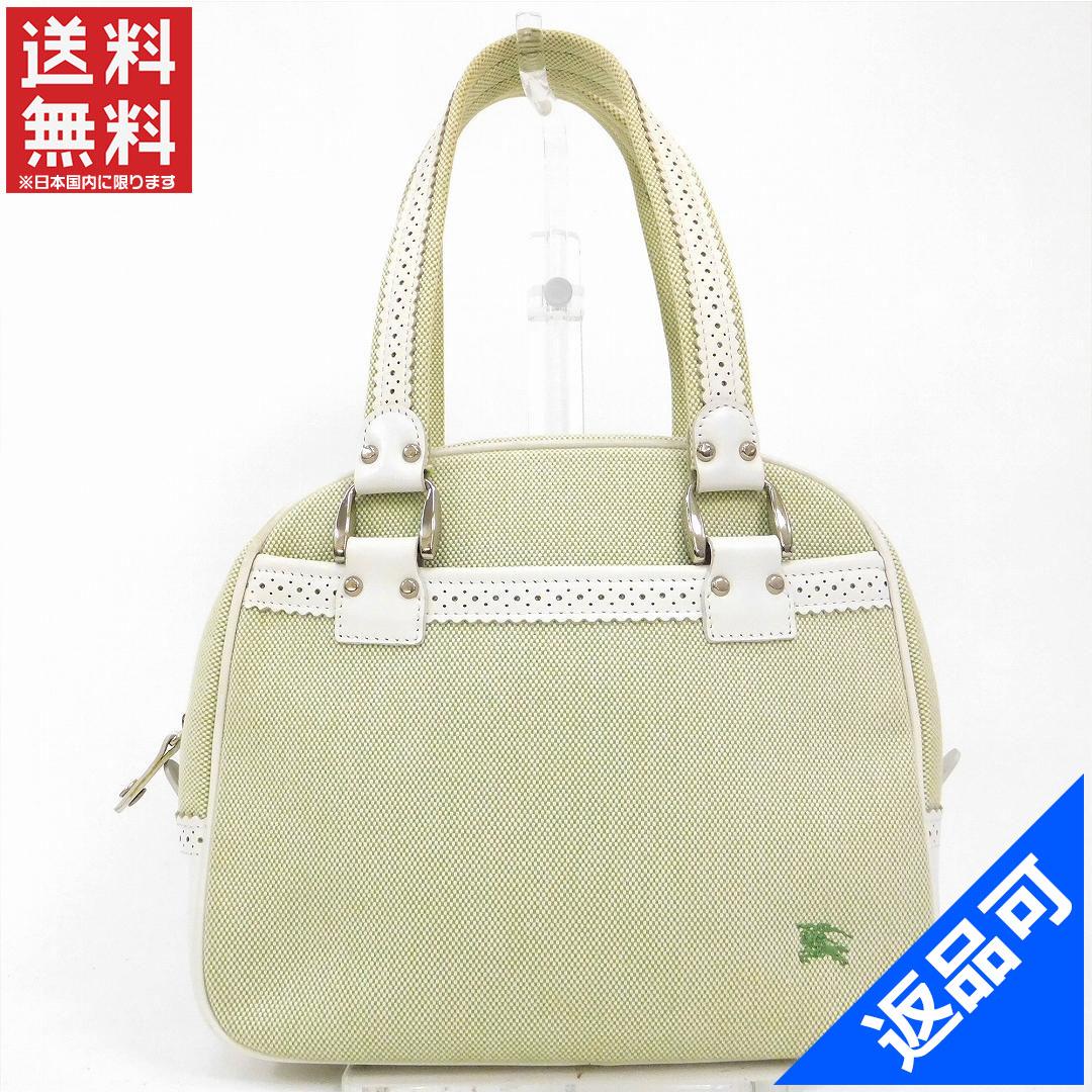 5d9b264e710932 BURBERRY Burberry bag blue label handbag immediate delivery X14036 ...