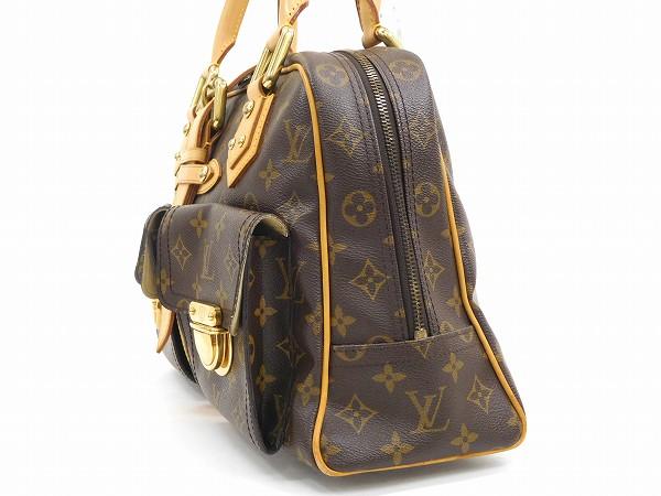 8054f7a82e LOUIS VUITTON Louis Vuitton bag M40025 Manhattan GM handbag monogram  immediate delivery X14573