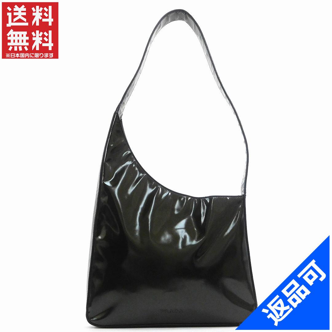 399ed55cab92 Designer Goods BRANDS: It is Prada bag lady (men's possible) shoulder bag  PRADA one shoulder immediate delivery X17312 [possible returned goods] |  Rakuten ...
