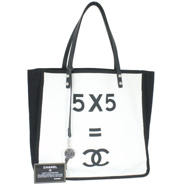 6da0f87520bd CHANEL シャネル レッツレモンストレートバッグ 肩掛け キャンバス 白x黒 ホワイトxブラック レディース ホイッスル A92884