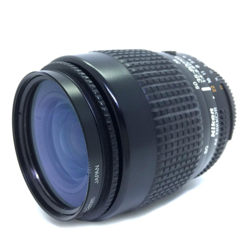 ニコン AF 35-80mm F4-5.6 D レンズ ブラック Nikon 【中古】K80616055 【PD3】