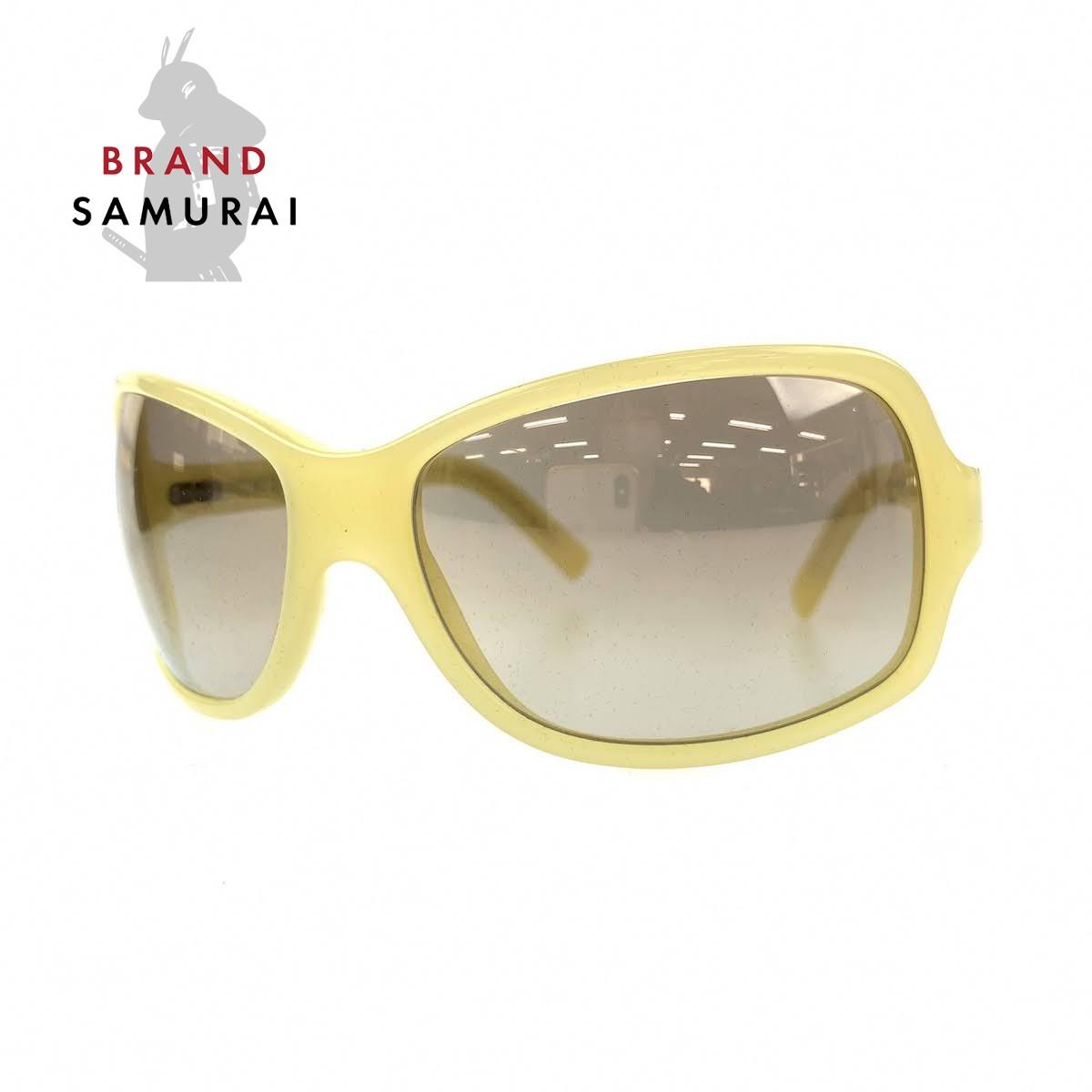BRAND SAMURAI DOLCEGABBANA ドルチェアンドガッバーナ ドルガバ イエロー 黄色 プラスチック DG セール 861 サングラス 4185 102751 115 お気にいる メンズ 中古 スクエア