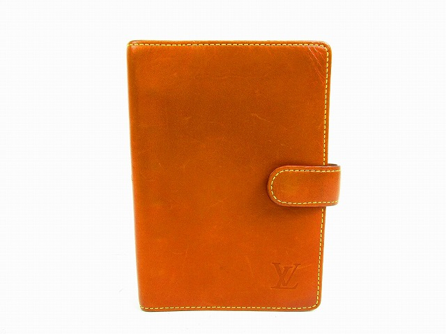 buy popular 8c19f 0caaa LOUIS VUITTON ルイヴィトン ノマド レザー アジェンダ 手帳 ...