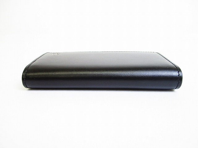 展示未使用 Cartier カルティエ パシャ ドゥ カルティエ カーフスキン 6連キーケース キーリング メンズ レディース 黒iPOkXTuwZl
