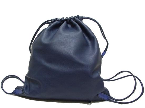 【送料無料・代引き手数料無料】【新品同様 S品】【希少品】 MAiSON TAKUYA メゾンタクヤ T バックパック XL T Backpack XL ミッドナイトブルー ソフトカーフ×アリゲーター リュックサック