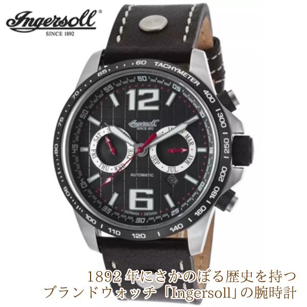 【日本未入荷】Ingersoll インガーソル 腕時計 【国内発送】