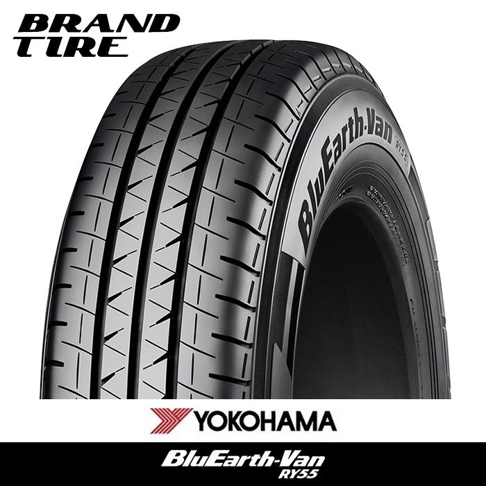 取付対象 4本セット YOKOHAMA 豪華な ヨコハマ BluEarth ブルーアース Van 175 タイヤのみ 94 RY55 超激得SALE 送料無料 80R14 93N