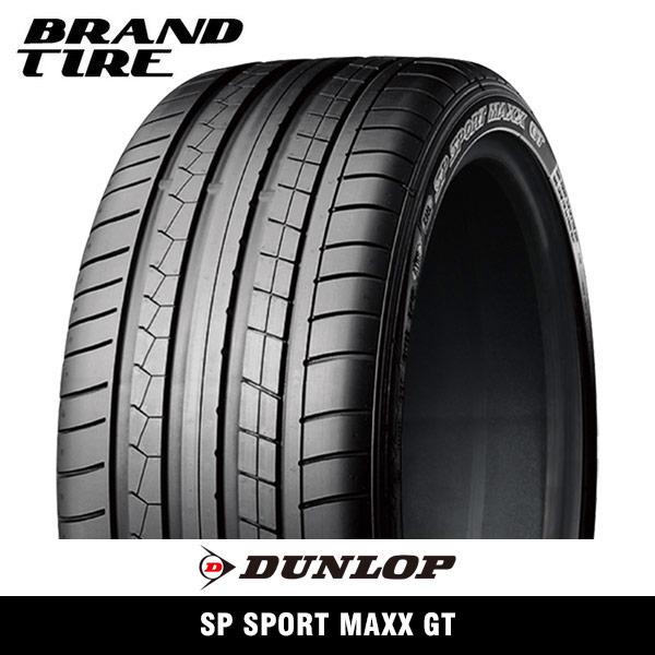 4本セット DUNLOP ダンロップ SPスポーツ MAXX GT AO AUDI承認 265/35R20 99Y XL 【タイヤのみ 4本価格】