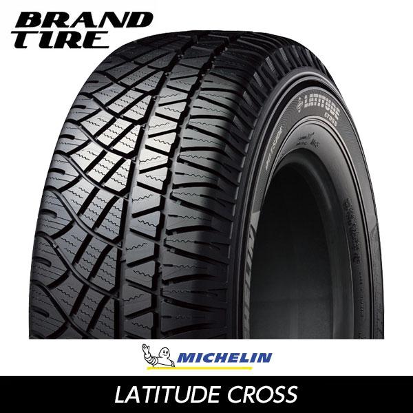 割引 4本セット MICHELIN ミシュラン LATITUDE ラティチュードクロス 255 最安値挑戦 タイヤのみ 4本価格 XL 65R16 113H