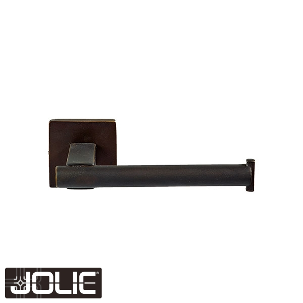 TOILET ROLL HOLDER CORE HORIZONTAL VERTICAL AGED BRONZE