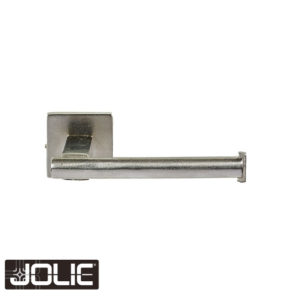 TOILET ROLL HOLDER CORE HORIZONTAL VERTICAL OLD SILVER