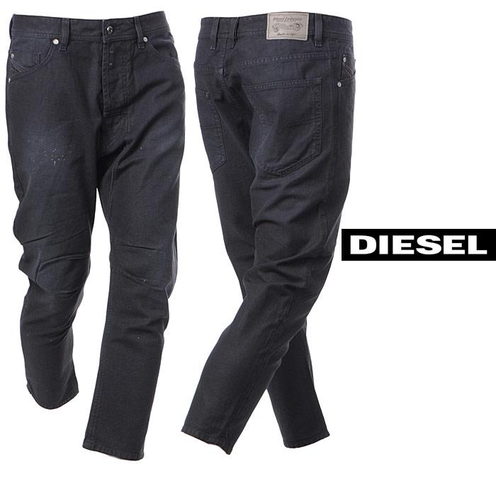 ディーゼル DIESEL クロップドパンツ メンズ NARROT-A 00CQCS-0WAGH ブラック