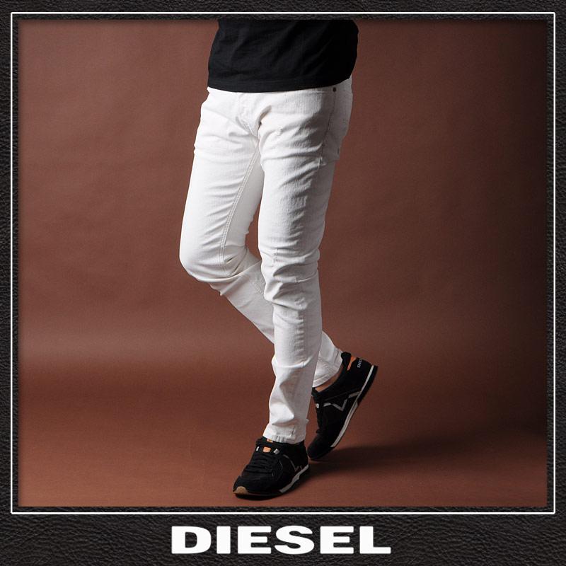 DIESEL Sleenker 0672Y men/'s jeans slim skinny jeans denim pants