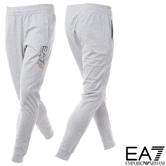 エンポリオアルマーニ EA7 EMPORIO ARMANI スウェットパンツ メンズ 3ZPP53 PJ05Z グレー
