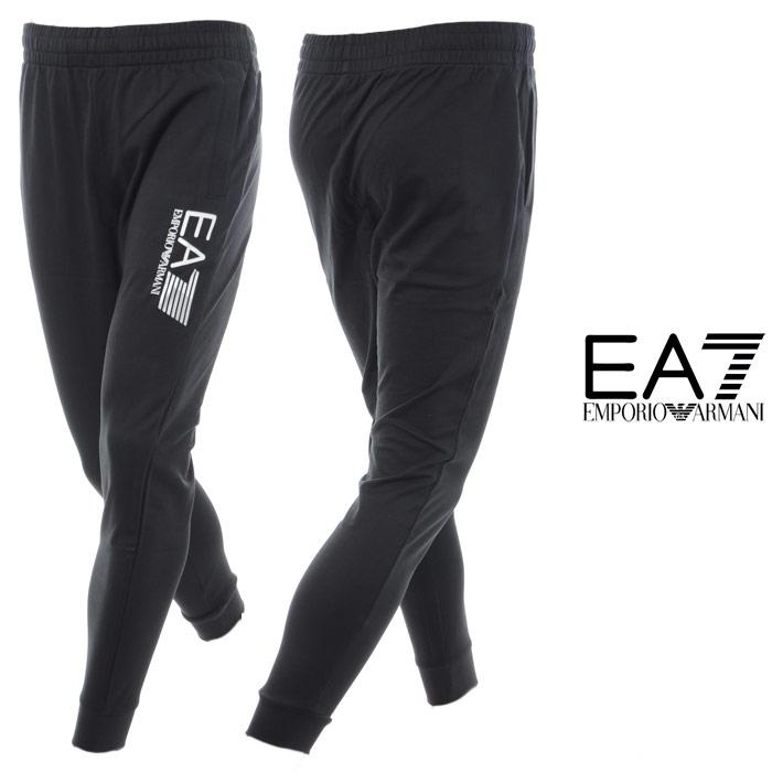 エンポリオアルマーニ EA7 EMPORIO ARMANI スウェットパンツ メンズ 3ZPP53 PJ05Z ブラック