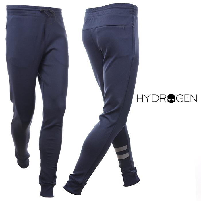 ハイドロゲン HYDROGEN スウェットパンツ メンズ 200617 ネイビー