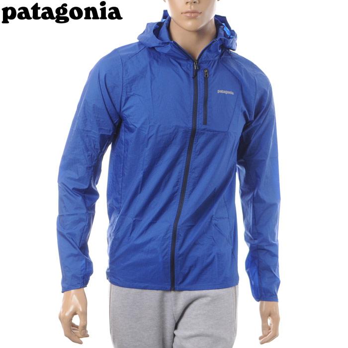 パタゴニア PATAGONIA ナイロンジャケット メンズ M'S HOUDINI JKT 24141 ブルー