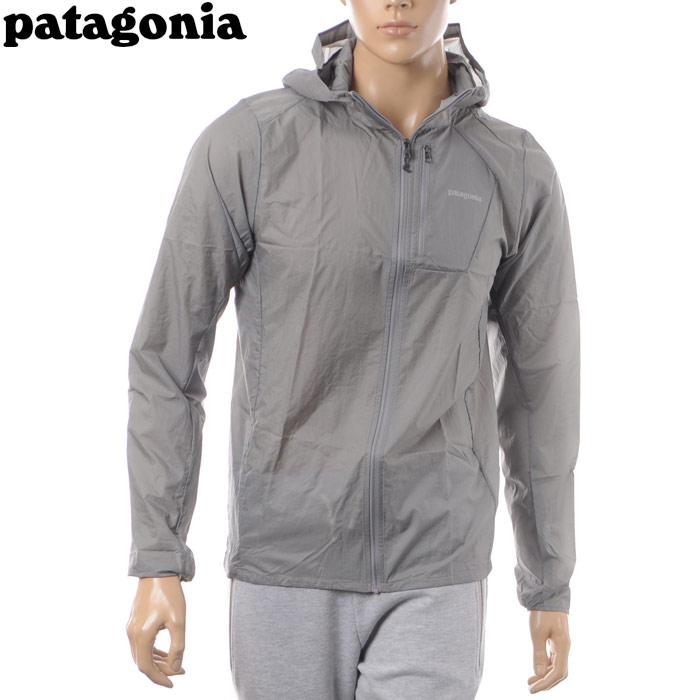 パタゴニア PATAGONIA ナイロンジャケット メンズ M'S HOUDINI JKT 24141 グレー