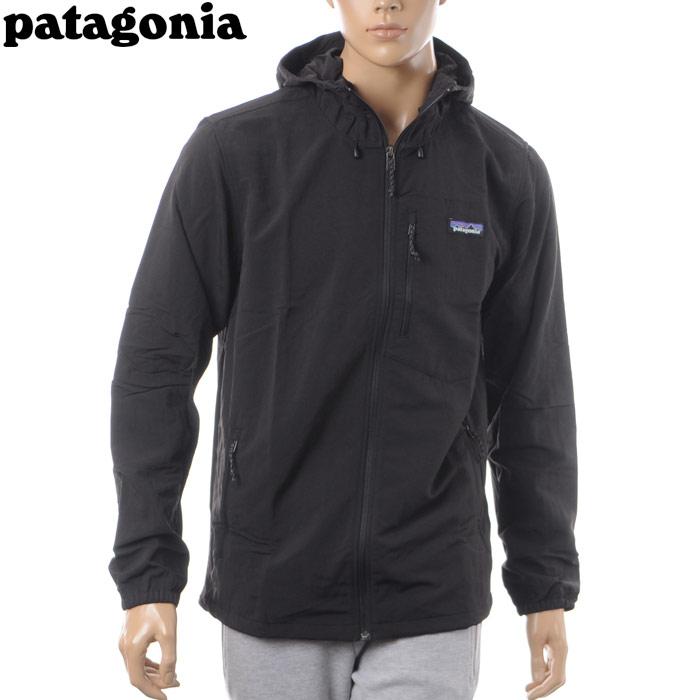 パタゴニア PATAGONIA ナイロンジャケット メンズ M'S TEZZERON JACKET 27786 ブラック