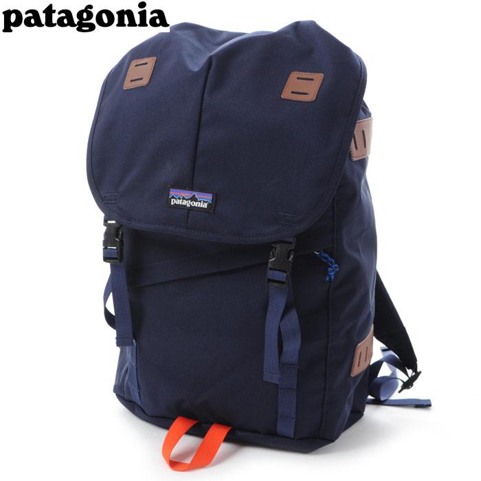 パタゴニア PATAGONIA バックパック リュック アーバー・パック ARBOR PACK 26L 47956 ネイビー