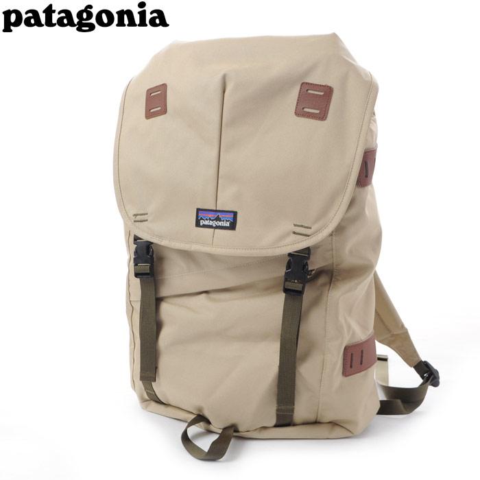 パタゴニア PATAGONIA バックパック リュック アーバー・パック ARBOR PACK 26L 47956 カーキ