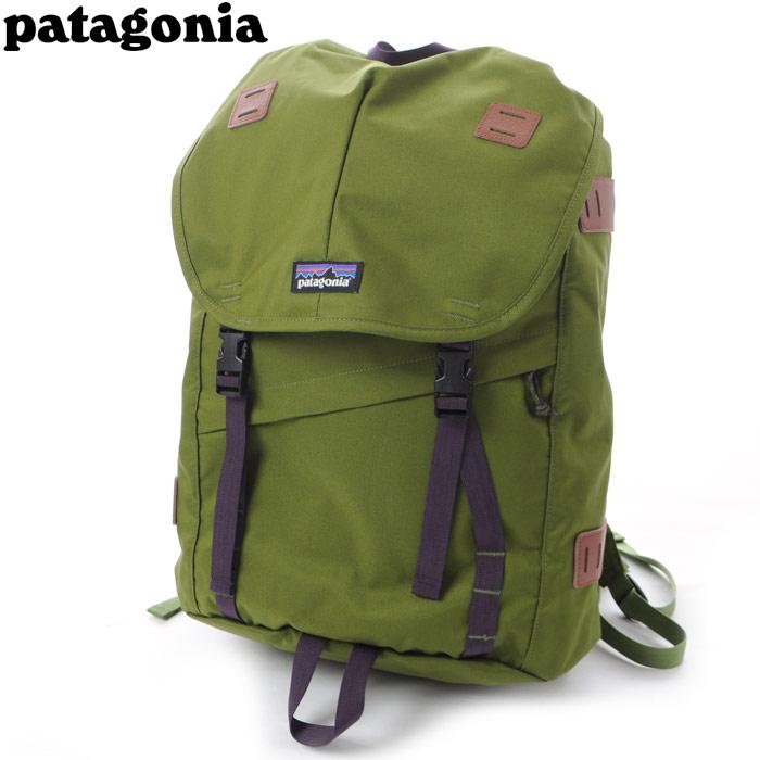 パタゴニア PATAGONIA バックパック リュック アーバー・パック ARBOR PACK 26L 47956 グリーン