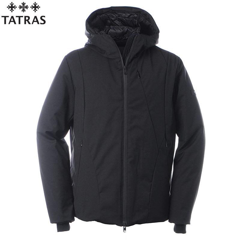 タトラス TATRAS ダウンジャケット メンズ アウター PECOS MTK20A4188 ブラック