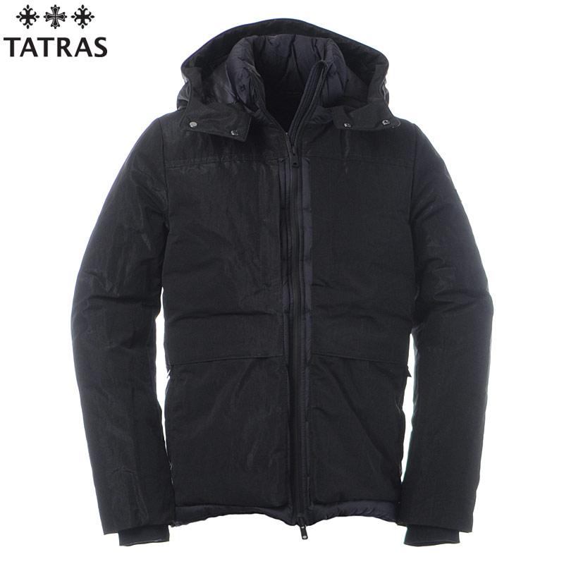 タトラス TATRAS ダウンジャケット メンズ アウター ブルゾン TIGRI MTK20A4195 ブラック