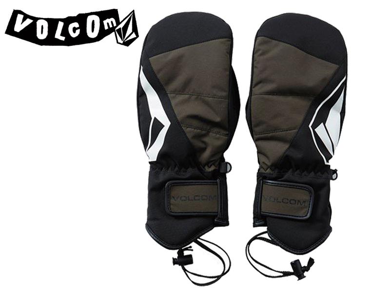 VOLCOM ボルコム ヴォルコム 日本正規品 グローブ 手袋 J68520JB VCM Mitt II スノー スノーボード SNOWBOARD ミトン ミトングローブ メンズ Men's