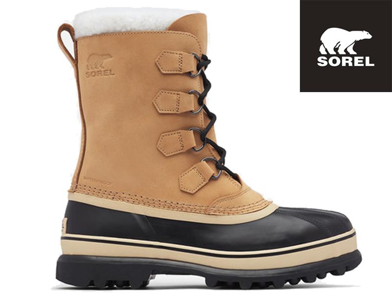 ソレル SOREL カリブ― CARIBOU NM1000 ブーツ メンズ 靴 防寒 冬用 防水 冬靴 ウォータープルーフ 送料無料 26cm