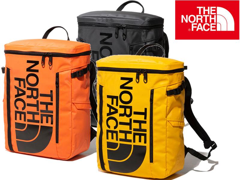 THE NORTH FACE ザ ノースフェイス ノース BC FUSE BOX II ヒューズボックス 2 NM82000 バックパック リュック 鞄 アウトドア 山登り 30L 通学 通勤 旅行 レディースバッグ メンズバッグ 黒 BLACK K オレンジ PO サミットゴールド SGデイパック